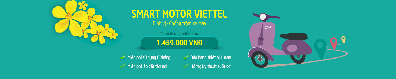 Thiết bị định vị xe máy của Viettel