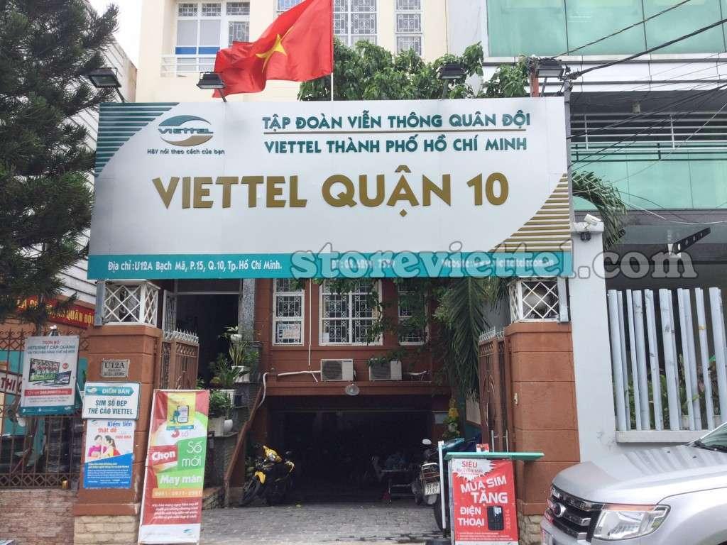 Nhà cung cấp dịch vụ chữ ký số viettel