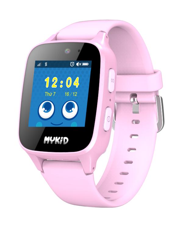Đồng hồ Mykid hồng