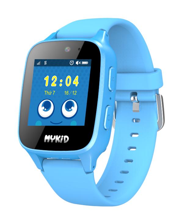 Đồng hồ Mykid xanh
